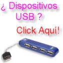 ¿USB?