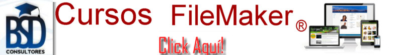 ¿Capacitación en FILEMAKER?